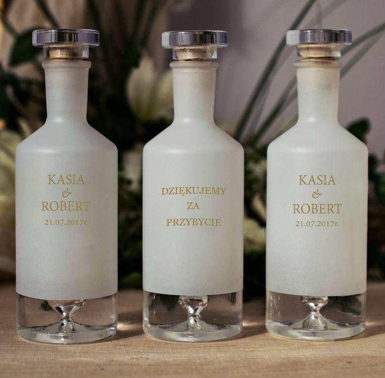 Buteleczki personalizowane 50 ml