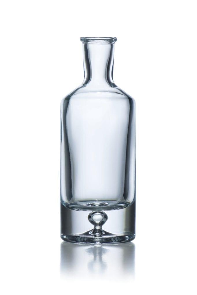 Karafka butelkowa o pojemności 375 ml
