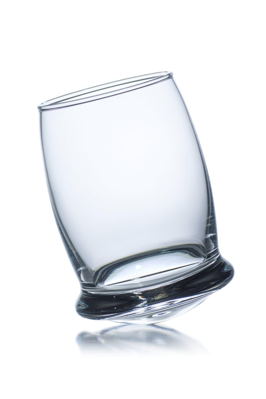 Szklanki bujane do drinków 6 sztuk
