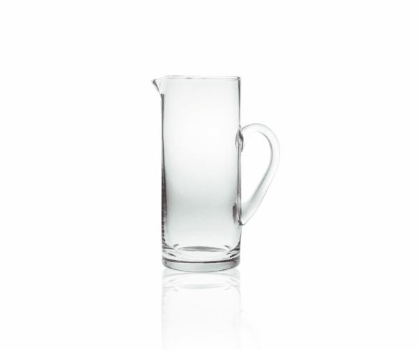 szklany dzbanek do napojow lub wody