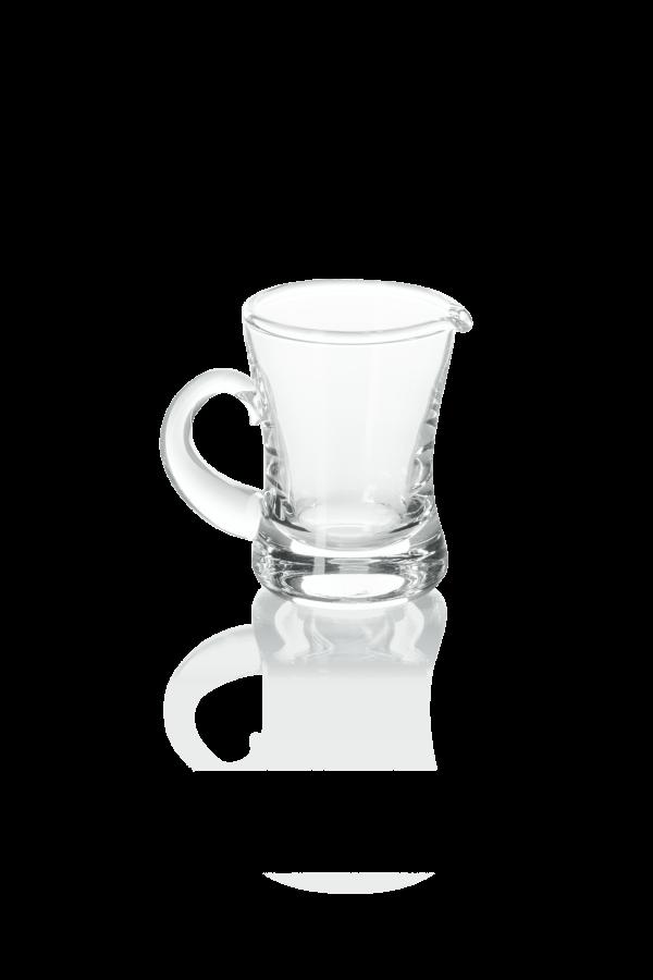 mlecznik do kawy szklany Beta