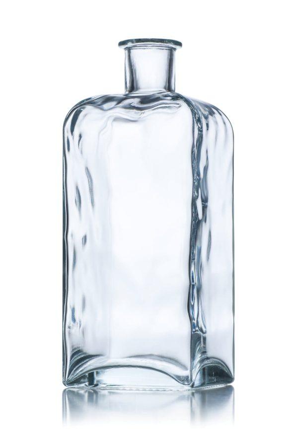 szklana karafka 5l na wino trunki nalewke