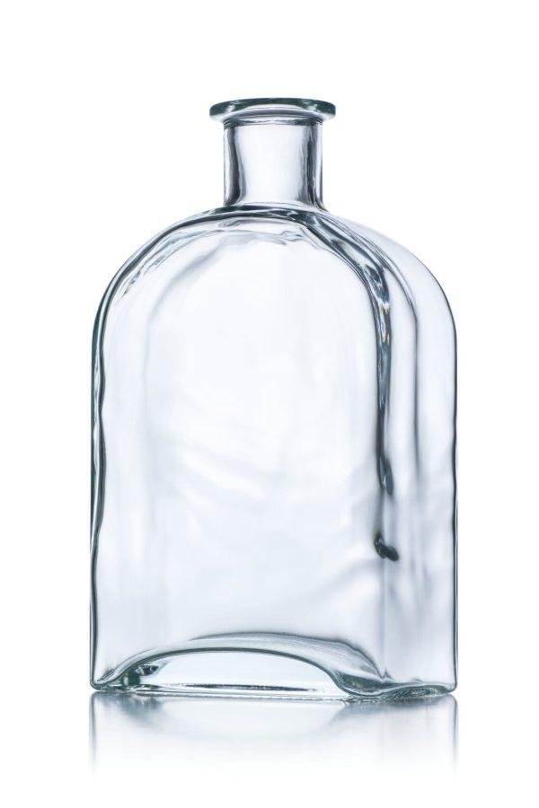 Szklana karafka 5l na nalewkę wino i trunki