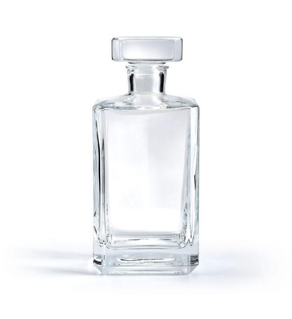 Karafka do whiskey edwanex szklana