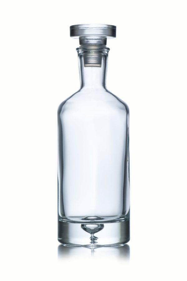 karafka do wodki butelkowa szklana edwanex