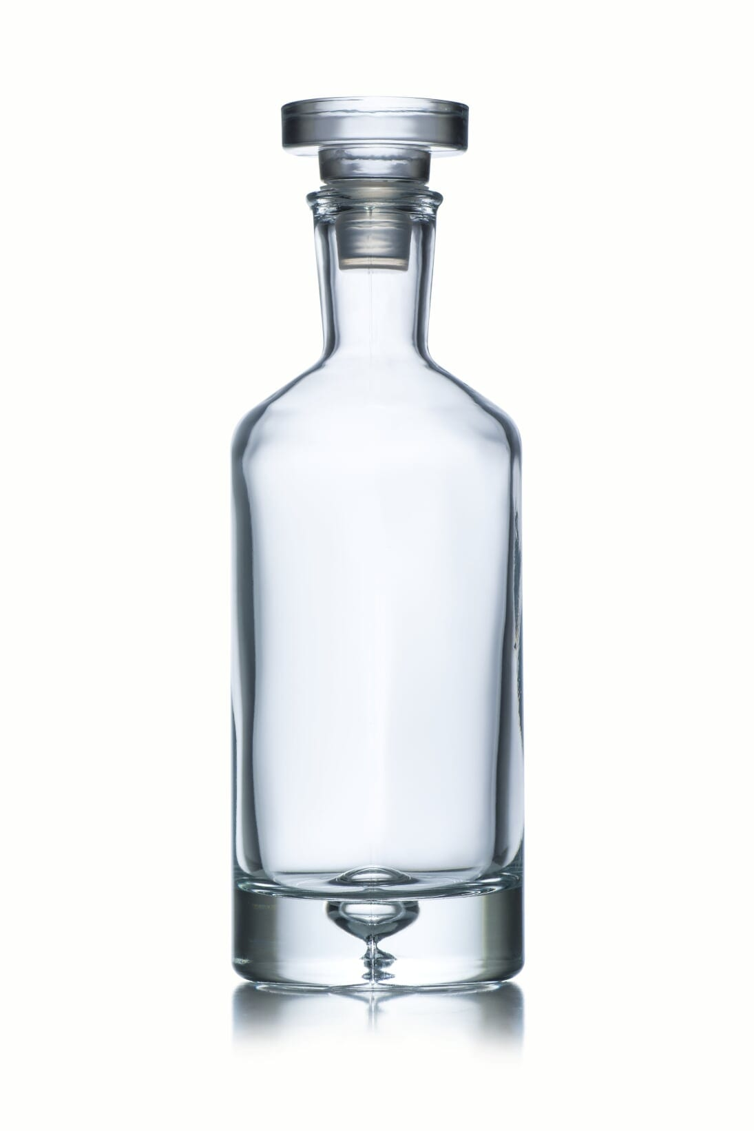 Karafka do wódki Butelkowa