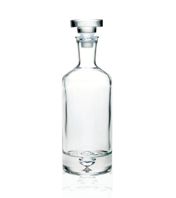 karafka do wodki butelkowa edwanex z korkiem