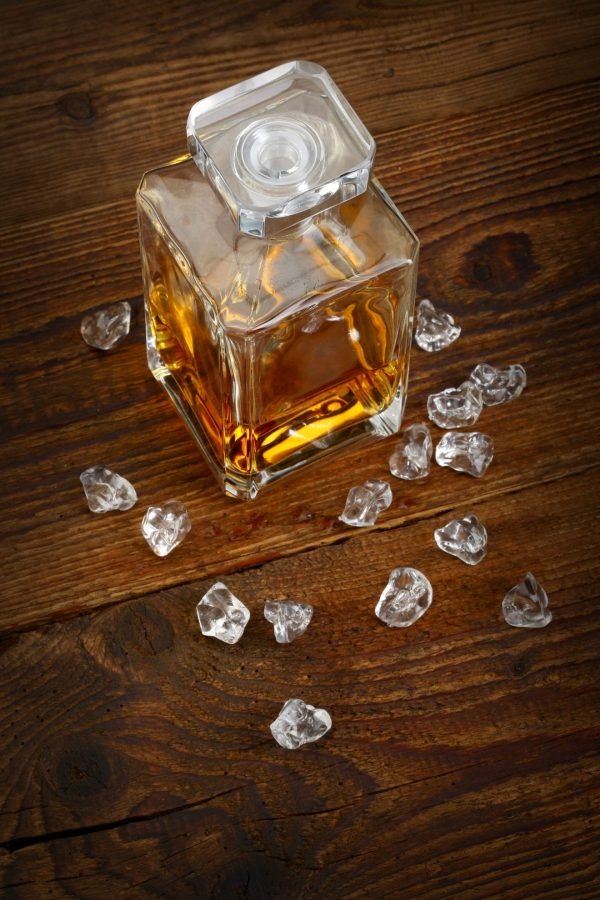 Karafka edwanex do whisky