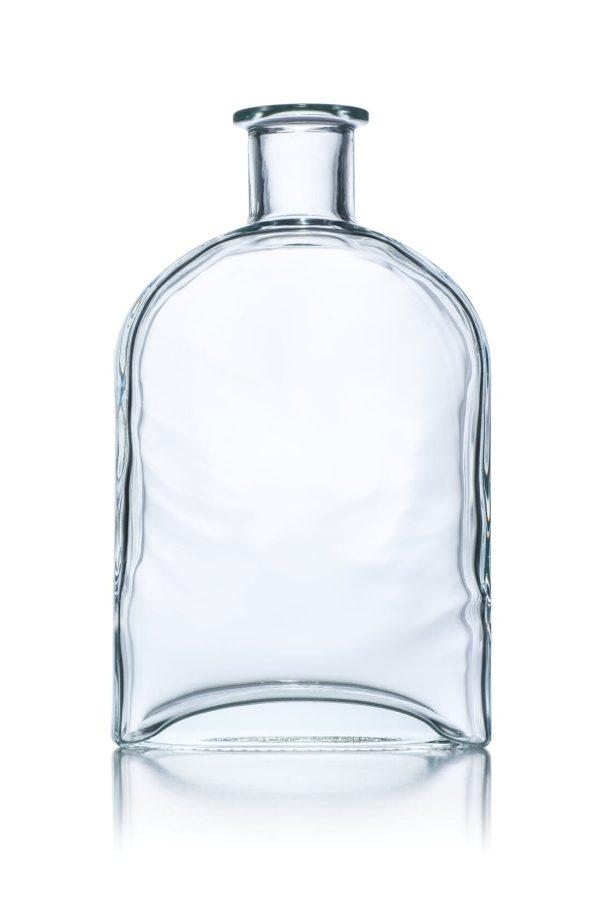 szklana karafka 5l do wina alkoholu nalewek
