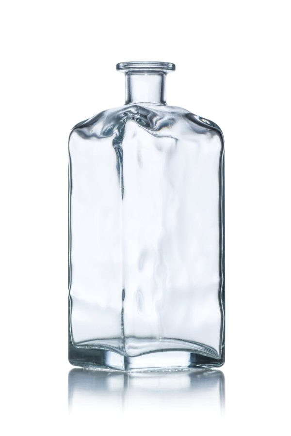 szklana karafka do alkoholu wina nalewek