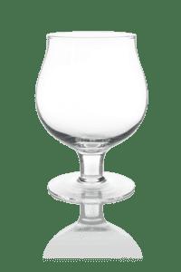 elegancki wazon szklany kielich koniaku 3 i pol litra