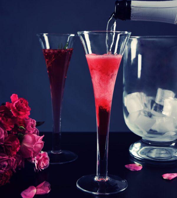kieliszek z grawerem do szampana