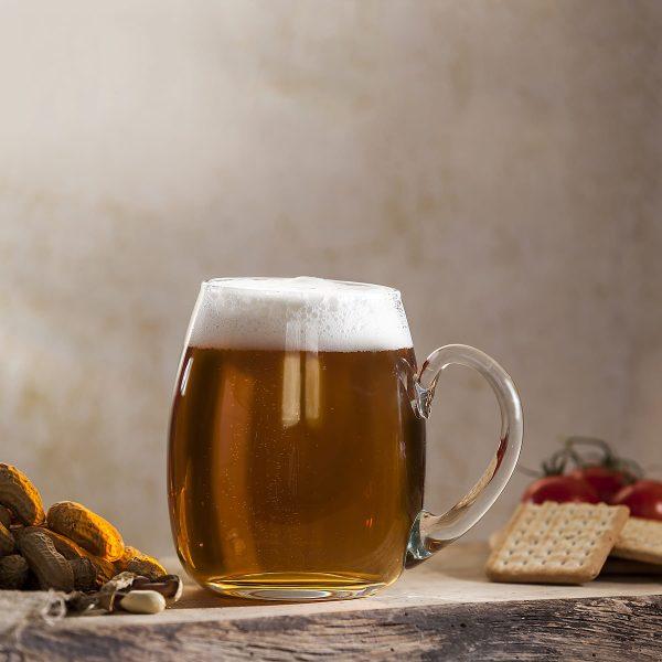 kufel na piwo beczka 0.5l