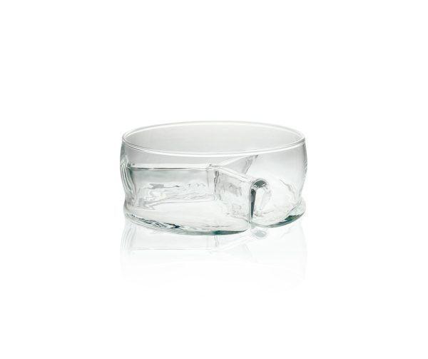 salaterka szklana trojdzielna na salatki slodycze