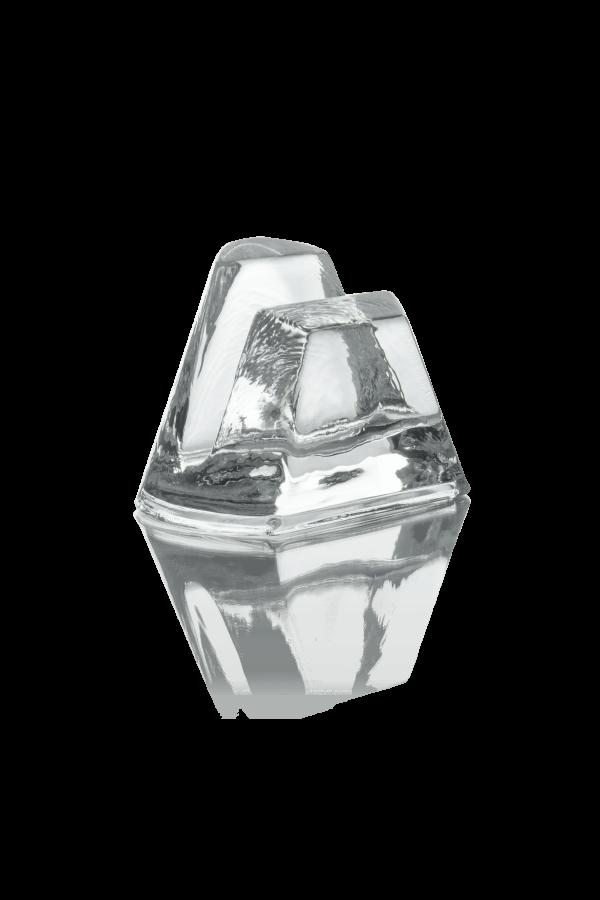 szklany nowoczesny serwetnik pres