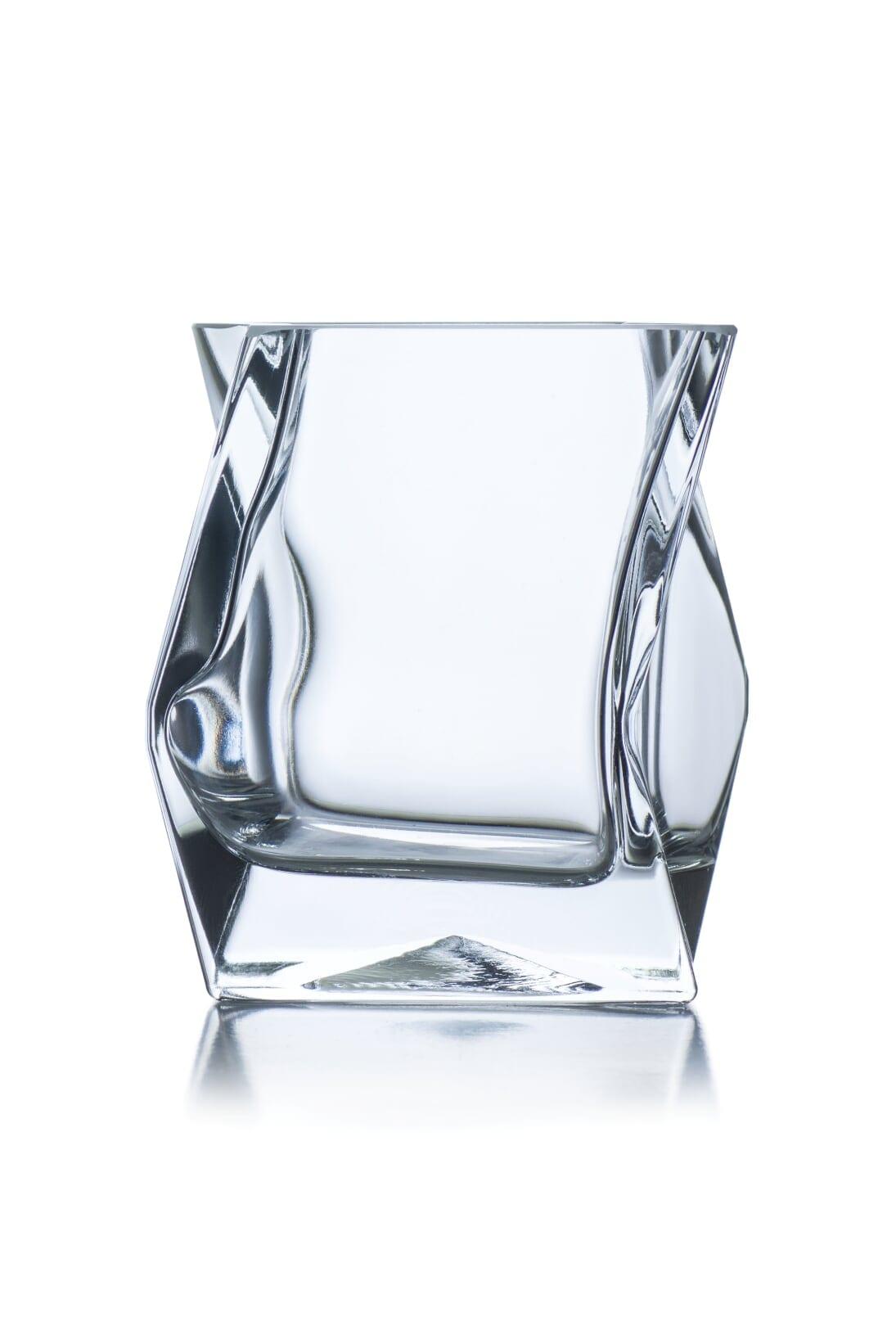 Ekskluzywne szklanki do whisky łamane 6 sztuk