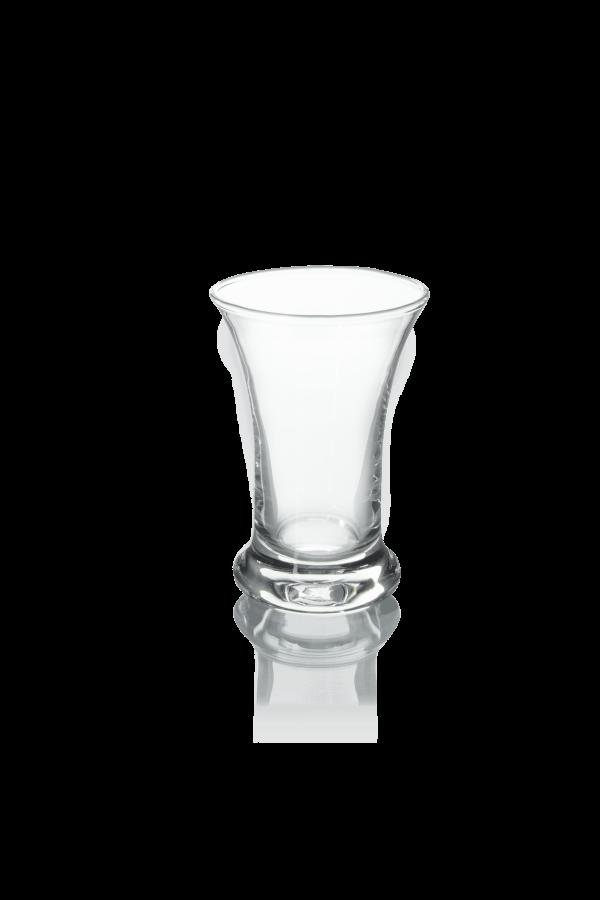 maly szklany wazonik dekoracyjny sonia 14 cm wysokosci