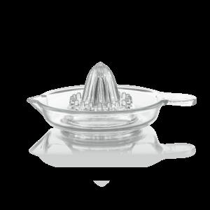 elegancki szklany wyciskacz do cytryn