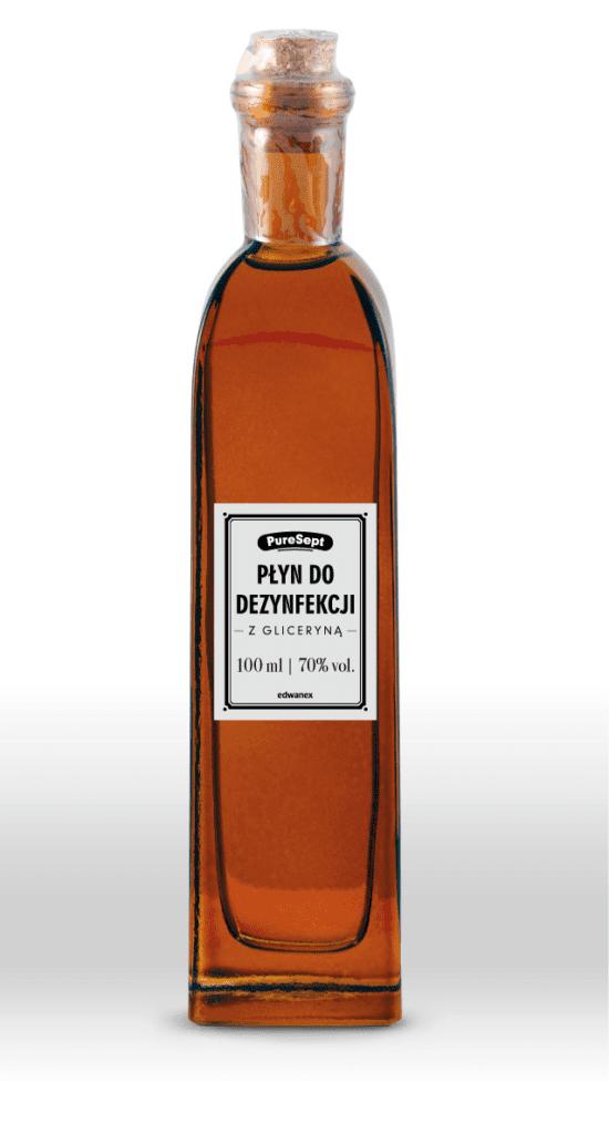 Płyn do dezynfekcji PURESEPT pojemność 100ml